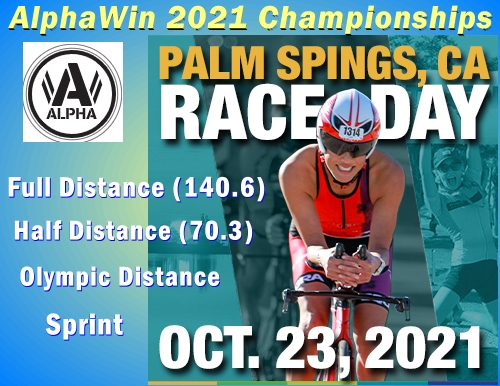 2021 Alpha Win Triathlon Series Championship